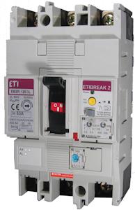 Автоматические выключатели EB2 20-1600A