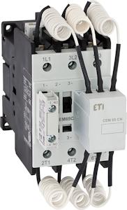 Контакторы для конденсаторных батарей CEM CN