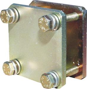 Аксессуары и соединения для шин 60 мм